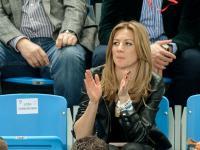 Piękna partnerka Janowicza kibicowała mu podczas Pucharu Davisa. ZDJĘCIA