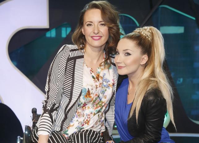 Monika Kuszyńska i Cleo –ubiegłoroczna reprezentantka Polski na Eurowizji