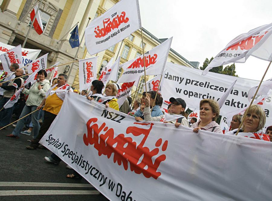 Prezes NFZ: Będą strajki w służbie zdrowia