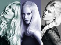 5 modnych fryzur z długich włosów w stylu Claudii Schiffer, które ułożysz w domu
