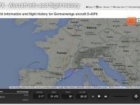 Znaleziono nagranie ostatnich chwil lotu maszyny Germanwings