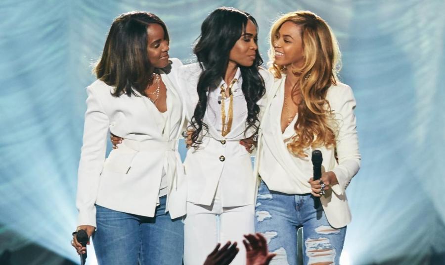Destiny\'s Child na Stellar Gospel Music Awards w Las Vegas