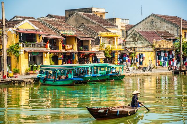 Co zobaczyć w Wietnamie? - Hoi An