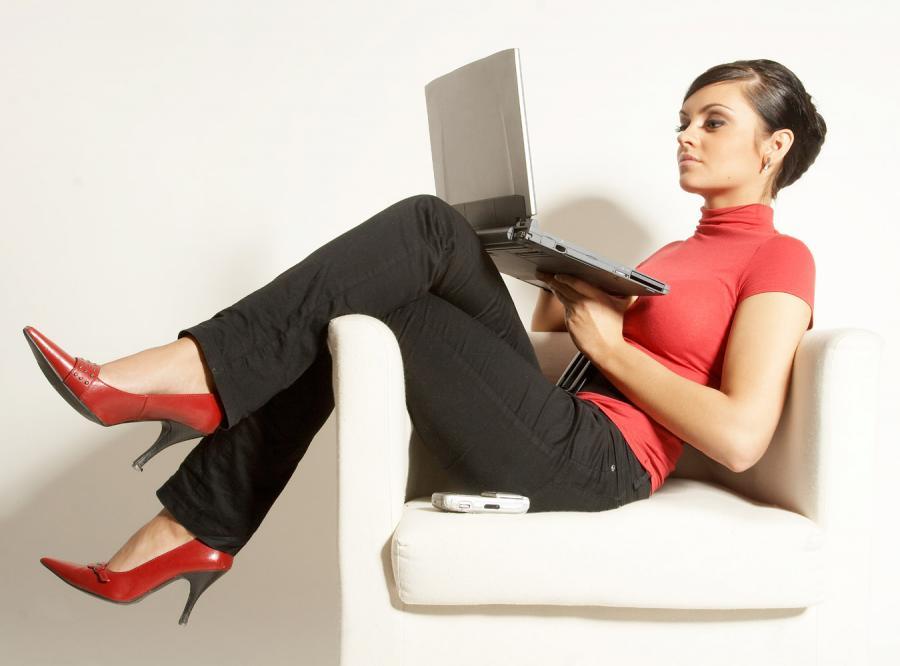Kobiety rządzą w poważanych zawodach