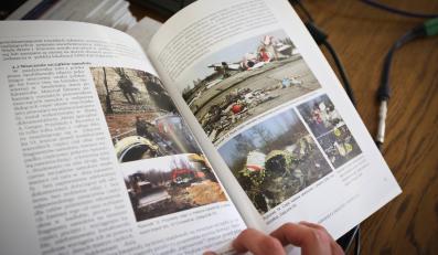 Raport zespołu Antoniego Macierewicza wydany pięć lat po katastrofie smoleńskiej
