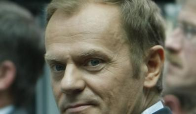 Donald Tusk przeczyta o śmierci żolnierza