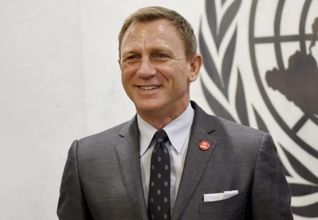 Daniel Craig nowym rzecznikiem ONZ