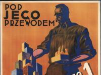 """""""Potwór bolszewicki"""" i rowery z fabryki broni. Polska propaganda na plakatach sprzed wojny"""