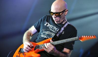 Joe Satriani zagra w Warszawie