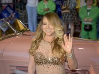 Mariah Carey przesadziła? Prześwity i różowy kabriolet [ZDJĘCIA]