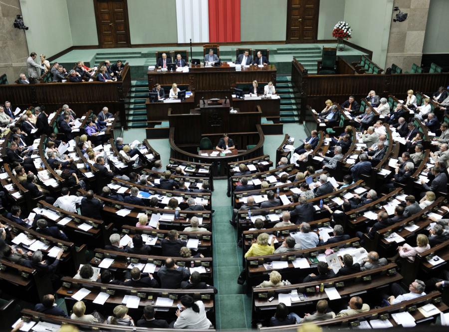 Bezprzewodowy internet zawita do Sejmu