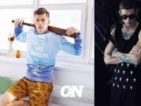 Moda męska: Kolorowe propozycje na lato