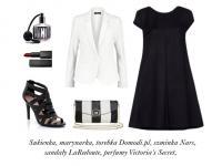 Zawsze modna klasyka: czarno-białe STYLIZACJE na wiosnę