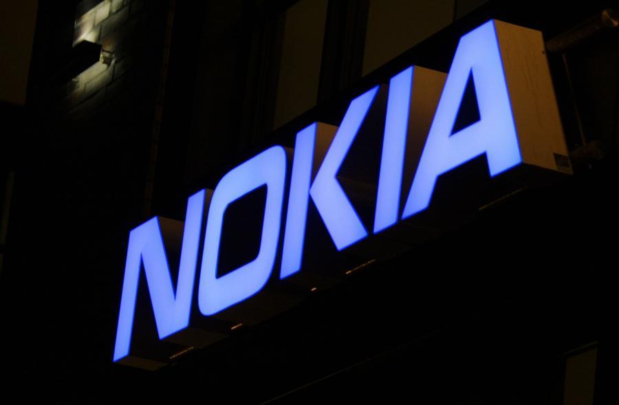 Logo koncernu Nokia