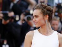 Olśniewająca Kasia Smutniak na czerwonym dywanie w Cannes