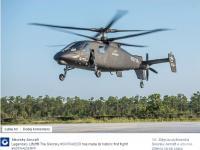 Szybki śmigłowiec w powietrzu. Oblatano Sikorsky S-97