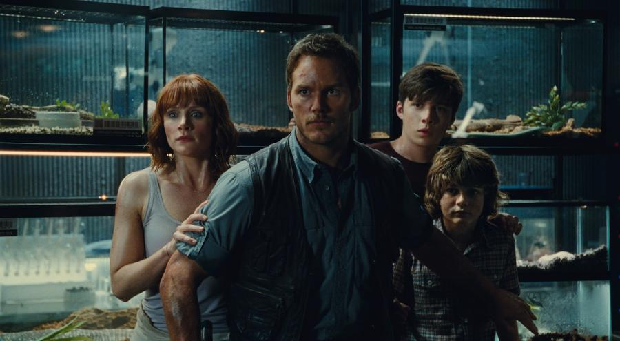 "4. ""Jurassic World"" – 36,8 mln pobrań"