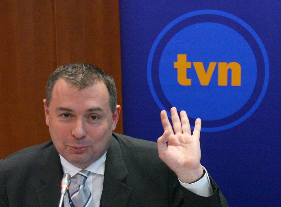 Co oznaczają zmiany w zarządzie TVN?