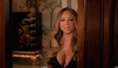 Jussie Smollett i Tyson Beckford zalecają się do Mariah Carey