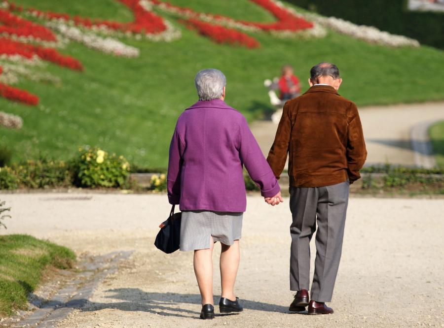 Mniejsza bieda emerytów