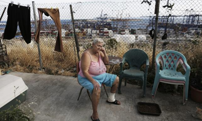 Bieda aż piszczy... Grecja na krawędzi załamania. ZDJĘCIA