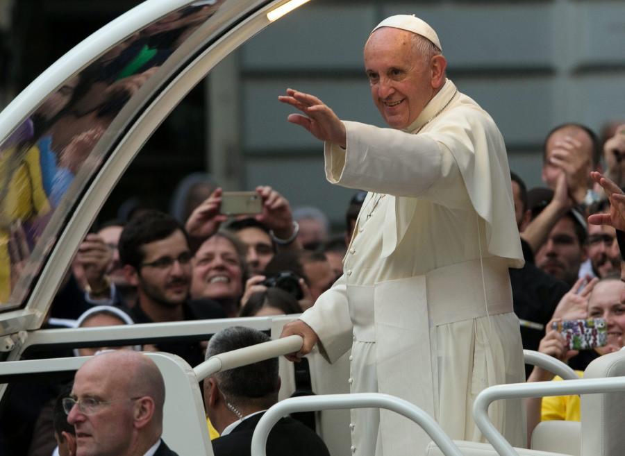Papież w Sarajewie