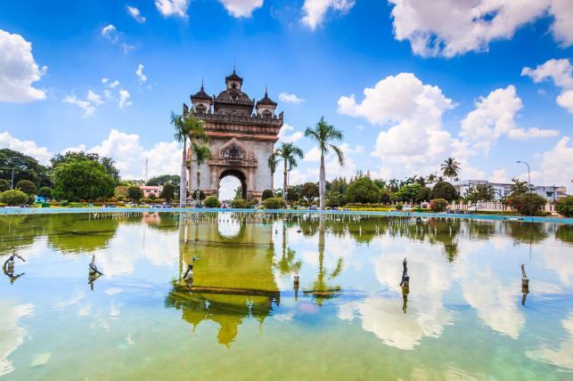 Co zobaczyć w Laosie? - Vientian