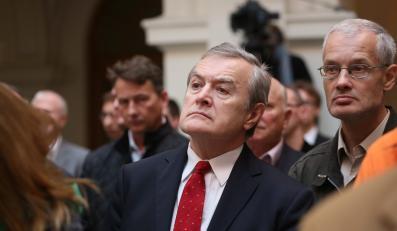 Profesor Piotr Gliński