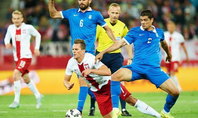 W meczu Polska - Grecja goli nie było. \
