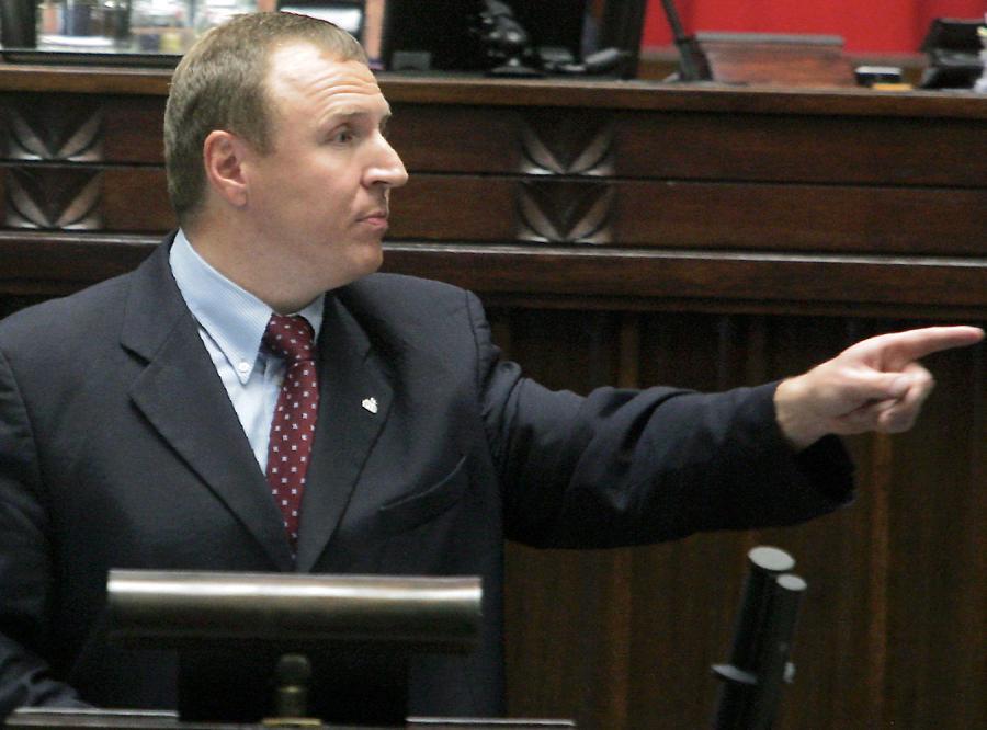Kurski: Minister Tuska nawalony jak Messerschmitt