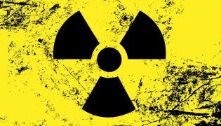 Symbol promieniowania