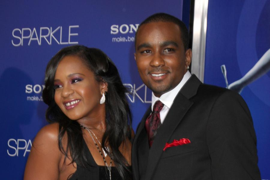 Bobbi Kristina Brown i Nick Gordon w 2012 roku