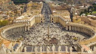 """Spisek w Watykanie? """"Papież umrze w ciągu roku"""""""