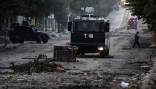 Antyrządowe protesty w Turcji