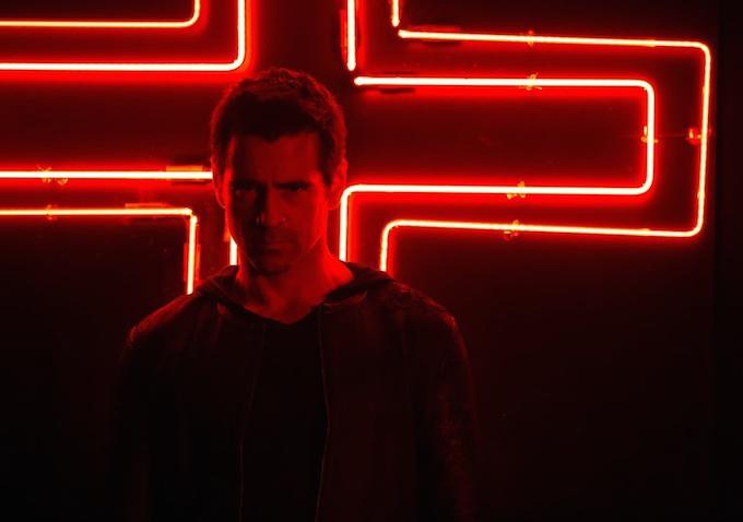 Seryjny zabójca Colin Farrell