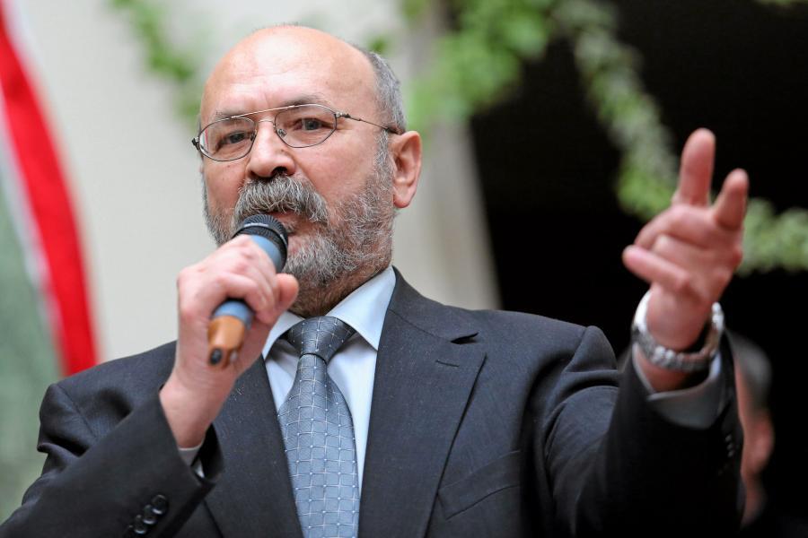 Senator Bogdan Pęk