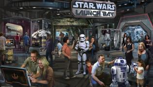 Mroczne imperium w Disneylandzie