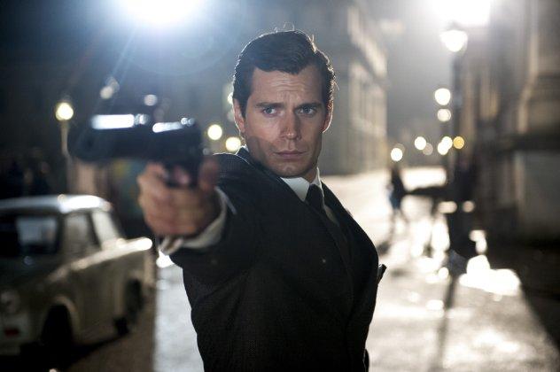 """Kryptonim U.N.C.L.E."" (reżyseria: Guy Ritchie)"