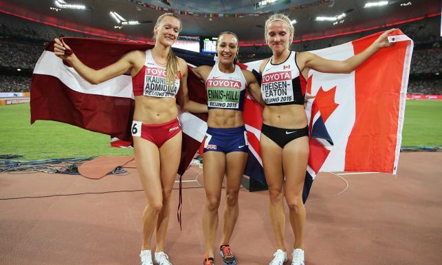 Najzgrabniejsze sportsmenki na świecie walczą o medale w Pekinie. ZDJĘCIA