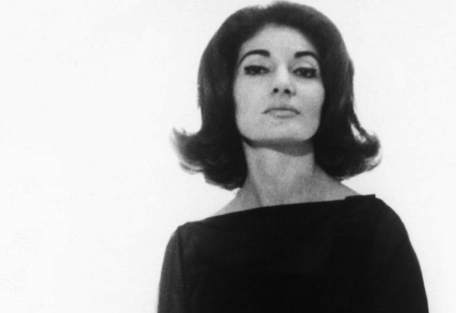 Maria Callas –primadonna stulecia