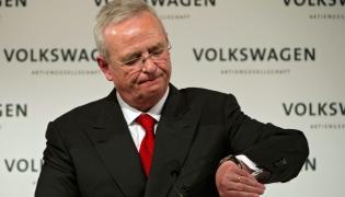 Martin Winterkorn - jego czas w VW się skończył