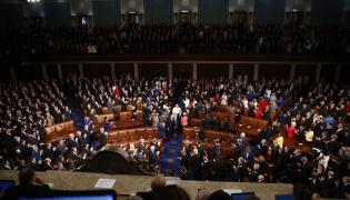 Papież w Kongresie USA