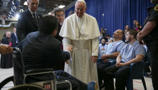 Papież Franciszek w Filadelfii