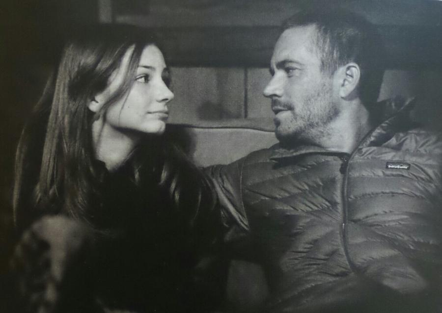 Paul Walker i Meadow Walker