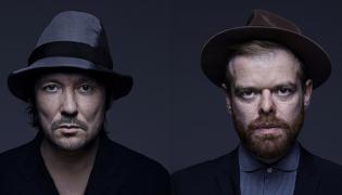 Smolik i Kev Fox promują swój nowy projekt