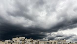 Ciemne chmury