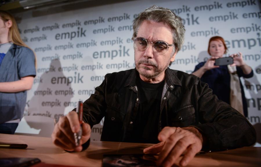 Jean-Michel Jarre rozdawał autografy w Warszawie
