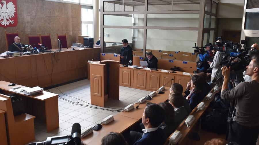 Posiedzenie sądu w sprawie ekstradycji Romana Polańskiego