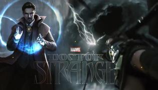 "Benedict Cumberbatch to idealny ""Doctor Strange"""