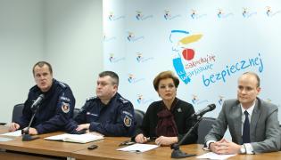 Konferencja prasowa nt. zgromadzeń publicznych w dniu Święta Niepodległości w Warszawie